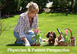 Physician and Patient Perspective